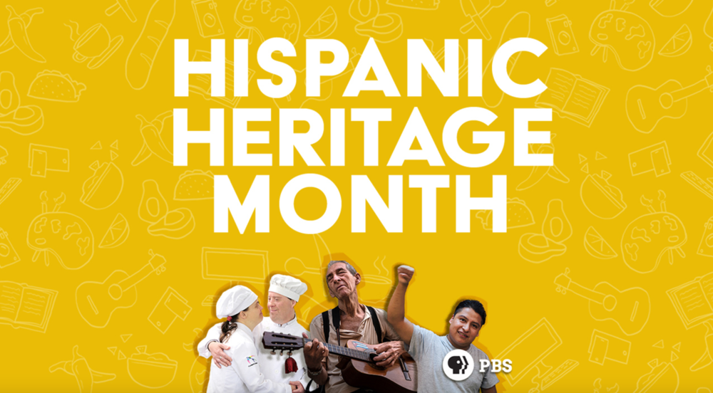Hispanic Heritage Month Resources